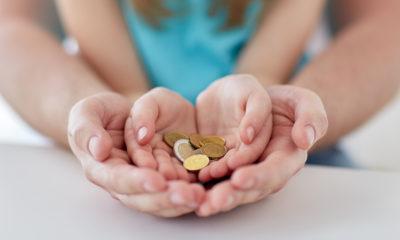 Økonomi i en børnefamilie