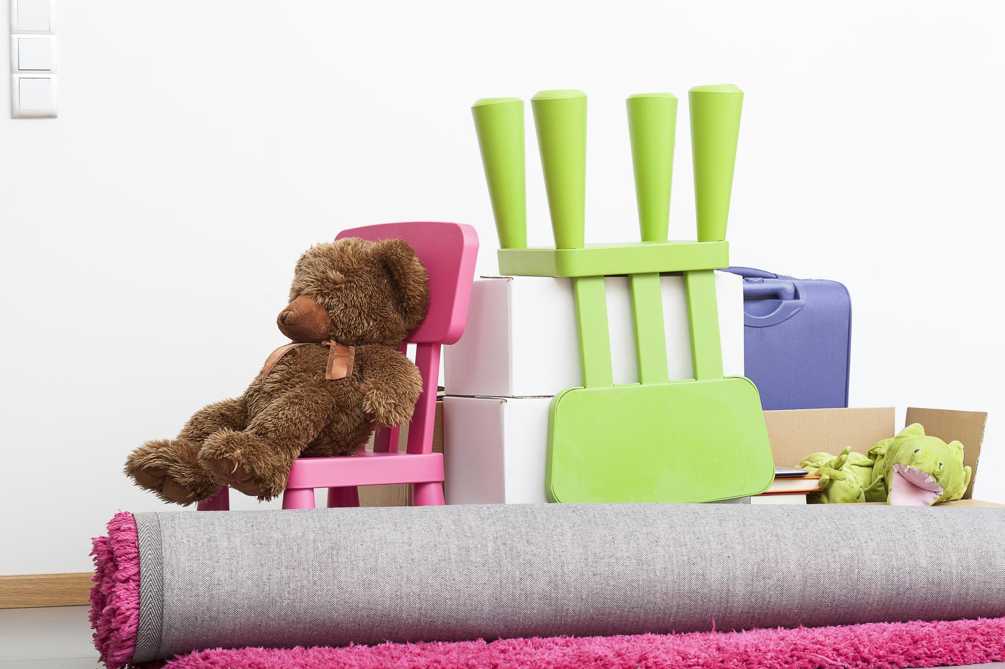 Picture of: Opbevaring Af Barnets Aflagte Toj Og Legetoj Infobarn Dk