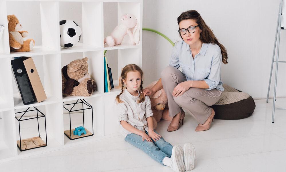 Barn med særlige behov